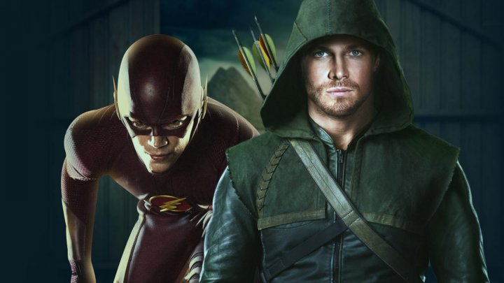 Flash Green Arrow